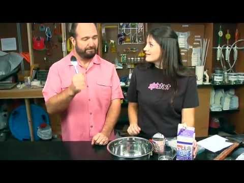 Video How to Make Instant Dry Ice Cream - Video