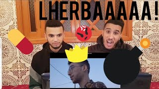 "3ROBI Ft. 7LIWA   CHOUK (PROD. YASSINEBEATS) ""REACTION"" طراك هاااارب!! 😨💣"