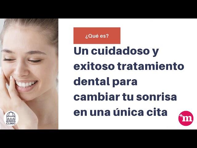 Sonrisa en 1 día - Bordonclinic