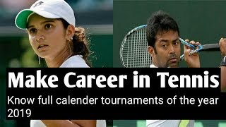 All Tennis tournament dates, registration-know everything