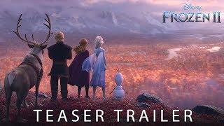 La Reines des Neiges 2 | Official Teaser Trailer VOST | Disney BE