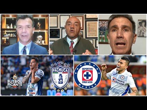 , title : 'ANÁLISIS Pachuca vs Cruz Azul, EMPATE en el partido de ida de la Liguilla Liga MX   Futbol Picante