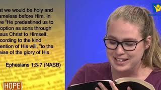 Hope Sabbath School: Lesson 4 - The Key to Unity (4th quarter 2018)