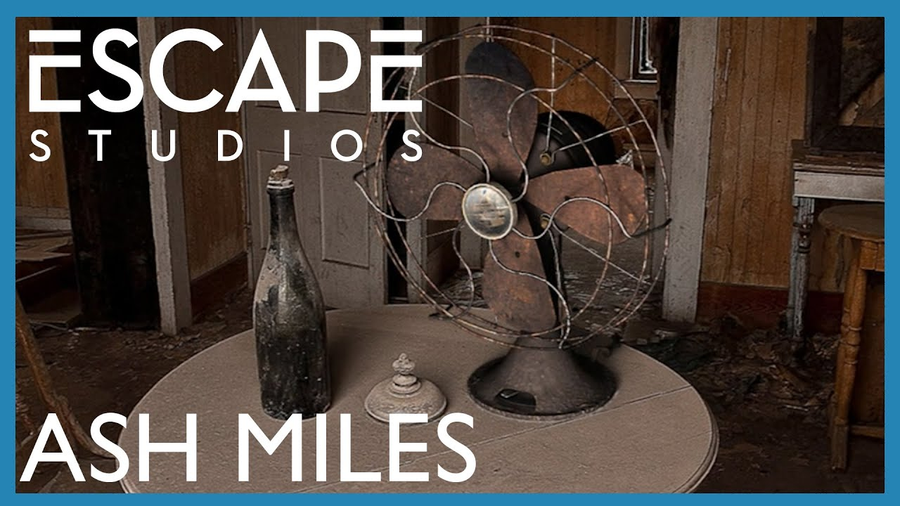 Escapee Showreels - Ash Miles