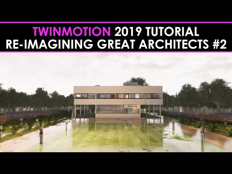 SKETCHUP FOR TWINMOTION 2019 - смотреть онлайн на Hah Life