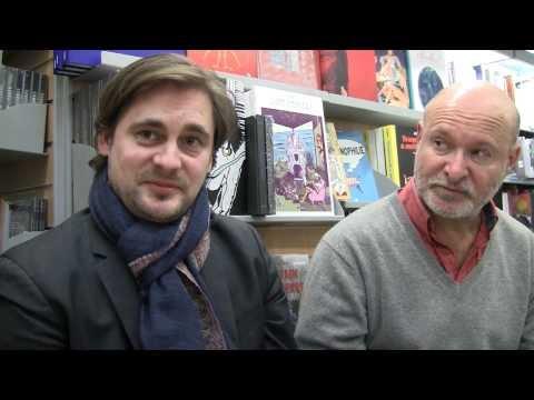 Vidéo de Arnaud Delalande