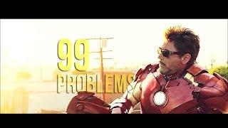 Tony Stark | 99 Problems