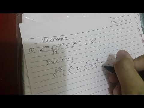 Soal 1 belajar matematika