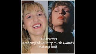 Taylor Swift Academy of Country Music Awards Makeup Tutorial ♡