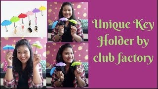 Umbrella Hooks By Club Factory | Club Factory Haul | Home Decor Idea