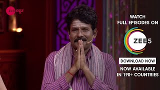 Comedy Khiladigalu | S2 | Kannada Comedy Show 2018 | Epi 20 | Mar 04 '18 | Best Scene | #ZeeKannada