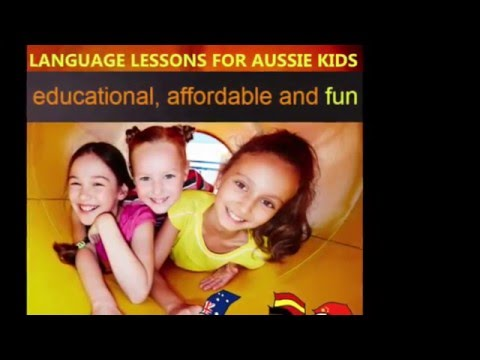 Fun Languages Australia will take you places!