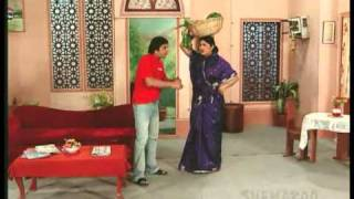 Gujarati Comedy Play - Raja Ne Game Te Raani - Pratap Sachdev - Seema Joshi - Part 6 / 12