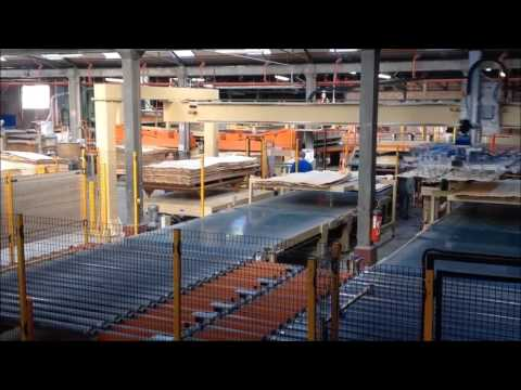 Come movimentare fogli di impiallacciatura di legno in maniera efficace e veloce