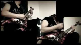 On And On / ARCH ENEMY ( guitar cover )