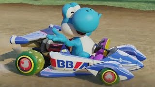 Mario Kart 8 - Shell Cup 200cc - 3 Star Rank