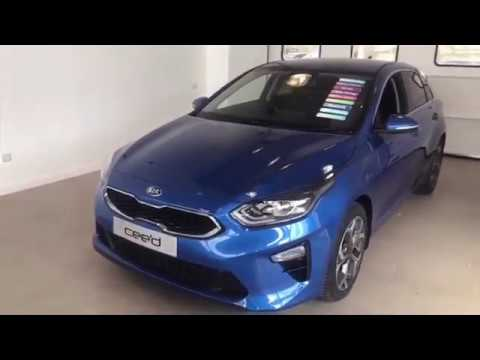 All-new Kia Ceed hatchback preview