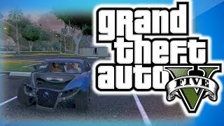 """GTA 5 Online Funny Moments 13 - Extreme Parking, Epic Stunts, Crashes and Fails! """"GTA Online"""""""