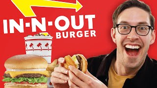 Keith Eats Everything At In-N-Out *SECRET MENU*