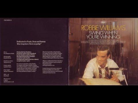 Robbie Williams - Ain't That A Kick In The Head
