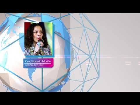 Compañera Rosario: Nicaragua reconoce en Sandino al Padre de Revolución y la Patria Libre