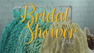 Bridal Shower Cake | Bake To Play