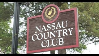 Take a Look Inside the Nassau Country Club | Golfing on Long Island