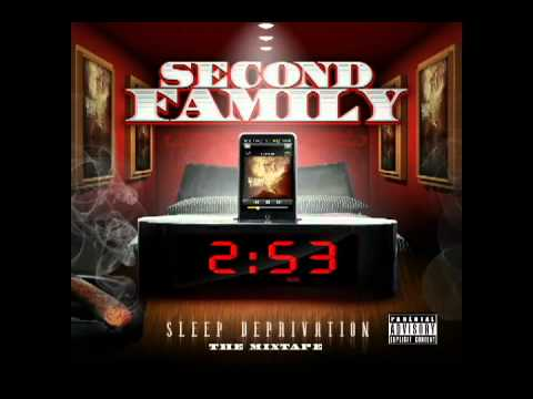 17. Cant Leave It Alone (Produced By Paul Cabbin) | SecondFamilyFirst.com