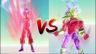 #7 The Legendary Super Saiyan God Vs Demon ( DBZ: LSSJ Reborn ) -DBXV2