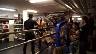 Supremacy Amateur League VI - Jonathan Jay vs Markus Hyvén