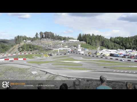 A-final SuperCars: American conquers Norway