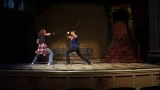 Benvolio vs. Tybalt Fight
