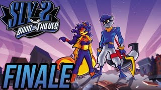 Sly 2 Band of Thieves: Finale