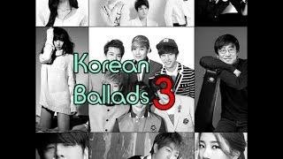 [Korean Ballads] #3
