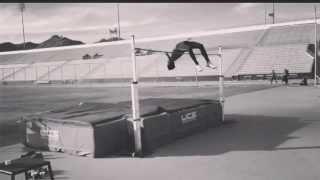 Carlos Hernandez High Jump Training 2014-2015