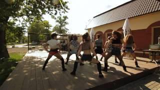 """Who is your Daddy?"" reggaeton Tequila Boom, choreo by Vika Shcheglova"
