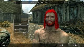 Skyrim Mods: Variety Of Hair Colors (PS4/XBOX1)