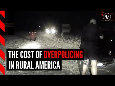 One frightening story reveals the true cost of rural overpolicing