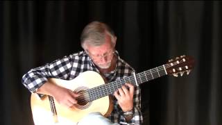 Hallelujah (Classical Guitar) performed by Per-Olov Kindgren