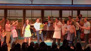 Waitress Farewell to Jason Mraz