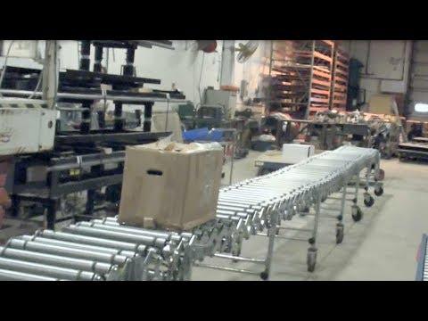 Flexible Conveyor Demonstration