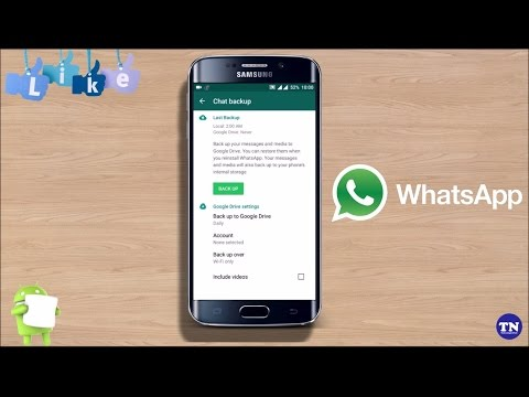How To Backup Your WhatsApp Messages, Photos, Voice Massages And Videos Into Google Drive Mp3