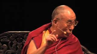 Dalai Lama Speaks On Inner Peace,Inner Values & Mental States