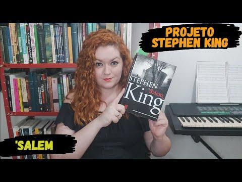 Projeto Stephen King - 'Salem (1975) | Livros e Devaneios
