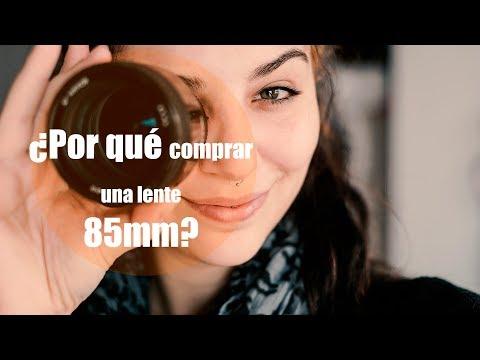¿Por qué comprar una lente 85mm? - Nikon