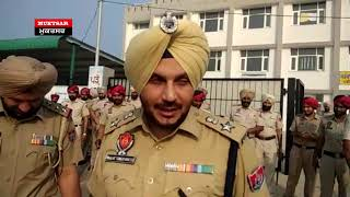 JHANJAR TV NEWS FROM PUNJAB MUKSAR ELECTION COMMISSION ORDERD RE POLLING ON 36 POLLING BOOTHS IN DIS