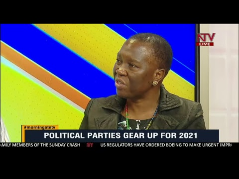 Political parties gear up for the 2021 general elections