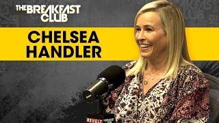 Chelsea Handler Talks Mental Health, New Perspectives, Her Book + More