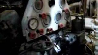 Machine kamer ex- Hr.Ms. Sittard