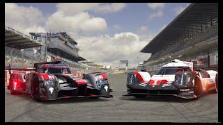 Gran Turismo Sport GT League: Doing the GR1 Endurance Races!
